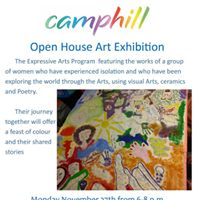 OPEN HOUSE ART Exhibition