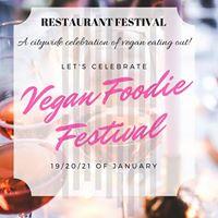 Vegan Foodie Festival ( A Citywide Restaurant Festival Dublin )