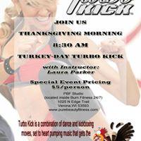 Turkey Day Turbo Kick
