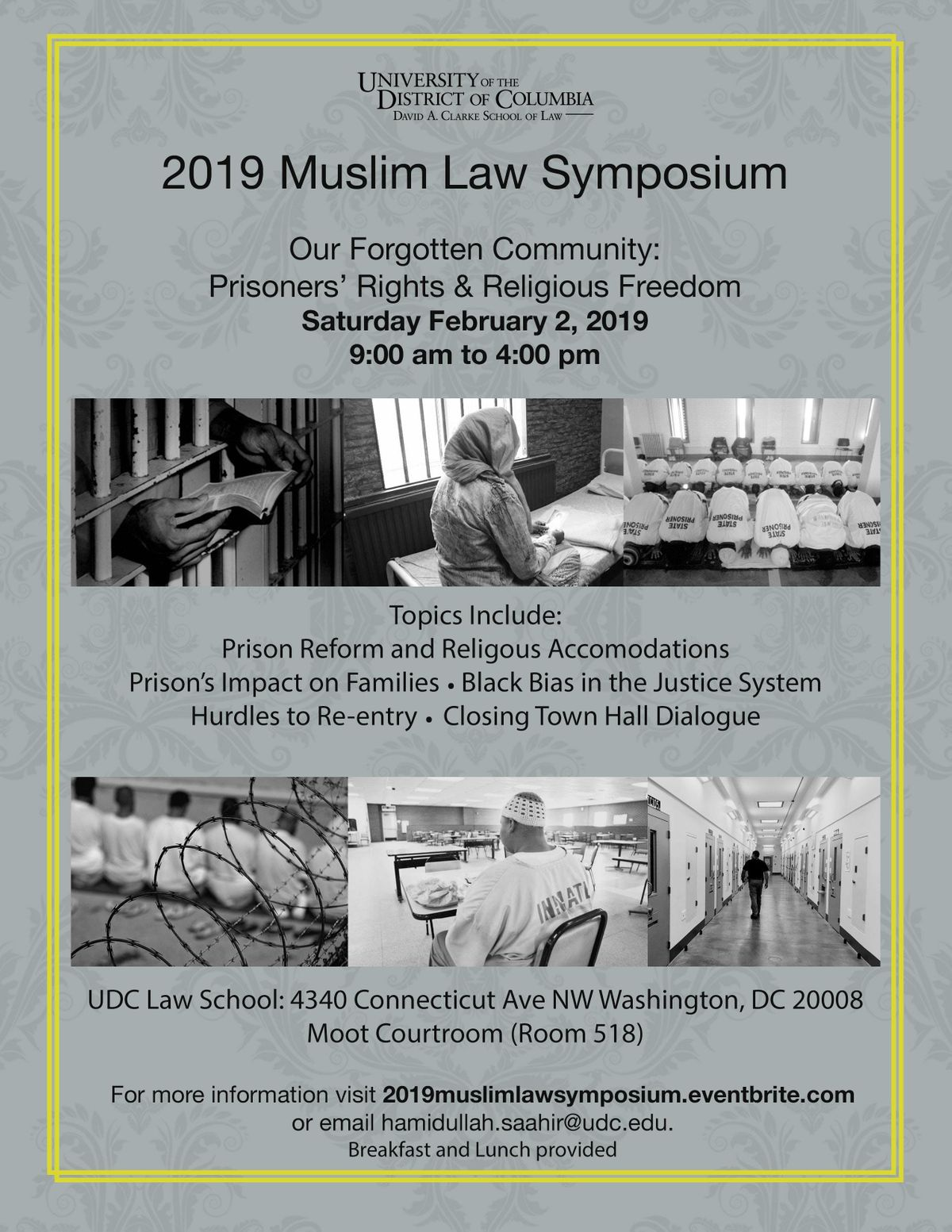 2019 UDC Muslim Law Symposium