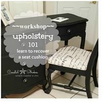 Upholstery 101  Seat Cushions 102117 2-4  25.00