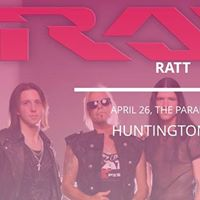 Ratt in Huntington