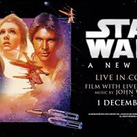 Star Wars A New Hope Live in Concert