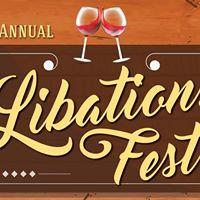 2nd Annual Libations Fest