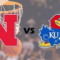 Nebraska vs Kansas Basketball