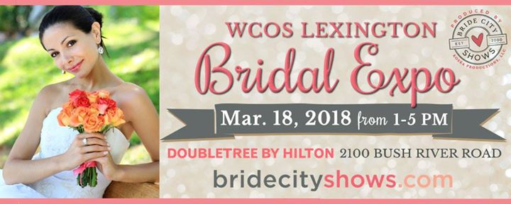 WCOS Lexington Bridal Expo