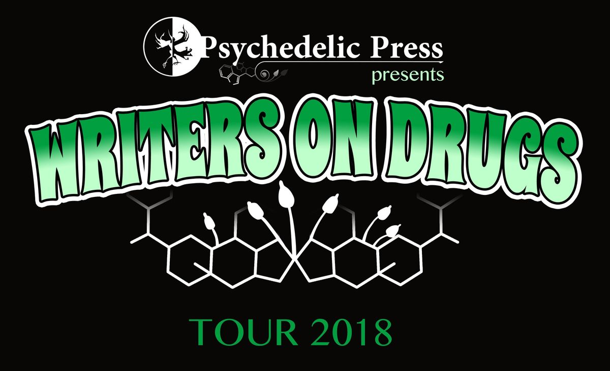 Psychedelic Press Presents Writers on Drugs Tour 2018 (Belfast)