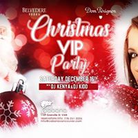 Belvedere Christmas VIP Party