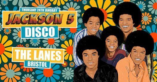 Jackson 5 Disco - Bristol