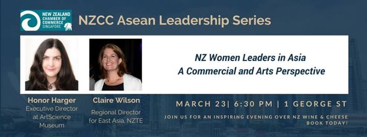 NZ Women Leaders in Asia  A Commercial and Arts Perspective