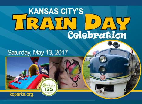 KCs Train Day Celebration 2017 presented by Missouri Care