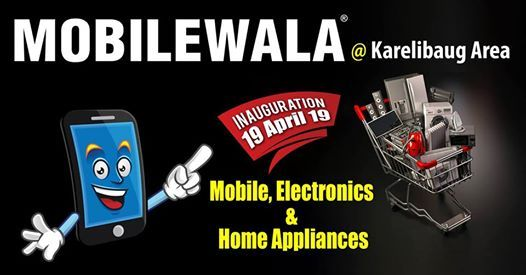 Grand Opening of Mobilewala The Electronics Mall