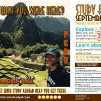 2017 WMU Study Abroad Fair