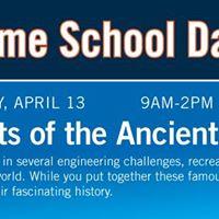 Home School Days FeatsAncient World (3rd Class Added)