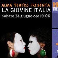 La Giovine Italia ospite al Suq Festival di Genova