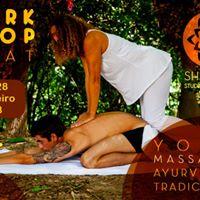 Workshop em Yga Massagem Ayurvdica Tradicional