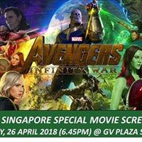 RDA MOVIE SCREENING - AVENGERS INFINITY WAR