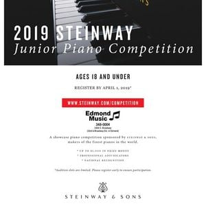 Singapore Steinway Youth Piano Competition events in the City  Top