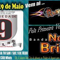 Encontro de Gigantes Rinha Musical e Banda Novo Brilho
