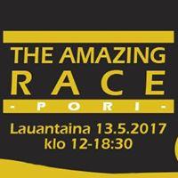 Amazing Race Pori 2017
