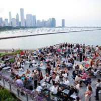 Tailgate on the terrace at shedd aquarium chicago for 6855 shore terrace dr indianapolis in