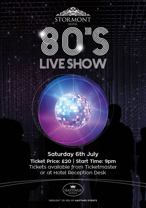 Best of the 80s Live Band Show