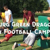 Lewisburg Green Dragon Football Youth Football Camp