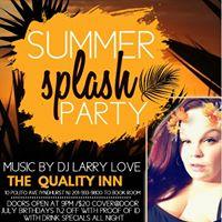 Curves BBW Summer Splash Party