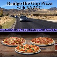 2nd Annual Bridge the Winter Driving Gap with Pizza