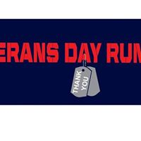 6th Annual Veterans Day 10K  5K  1 Mile Run