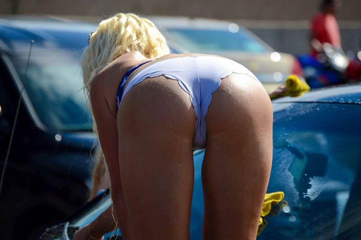 Bikini Car Wash At Platinum 84 Gentleman S Club Colorado