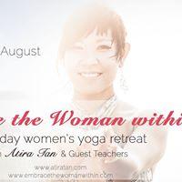 Embrace the Woman Within Bali Womens Retreat