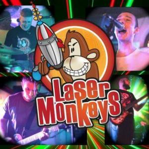 Laser Monkeys at Ighten Leigh SC Burnley
