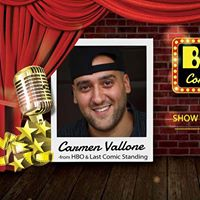 Carmen Vallone at Bonkerz Comedy Club - Downtown Orlando