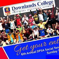 DPSA Social Tennis Day