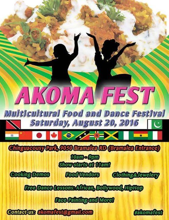 Kitchener Multicultural Festival Hours