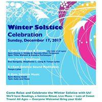 2017 Winter Solstice Celebration