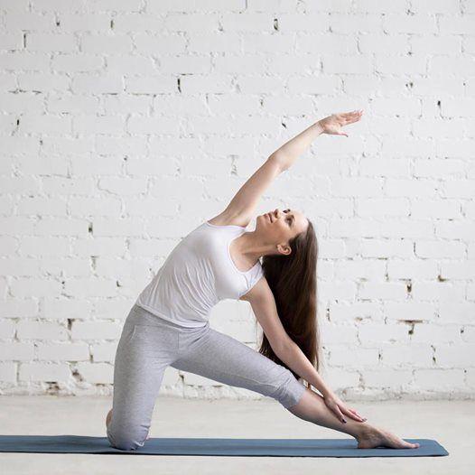 12 uger med Blid Yoga