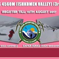 Trek To Asumbar Pass (4560m)