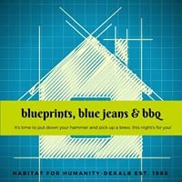 Blueprints Blue Jeans &amp BBQ