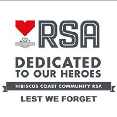 Hibiscus Coast RSA