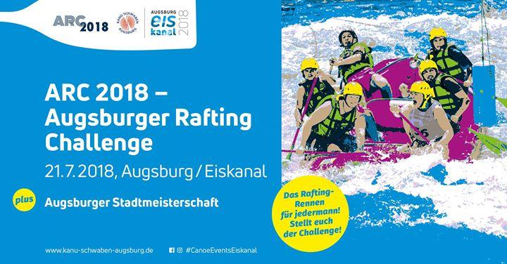 ARC 2018 - Augsburger Rafting Challenge