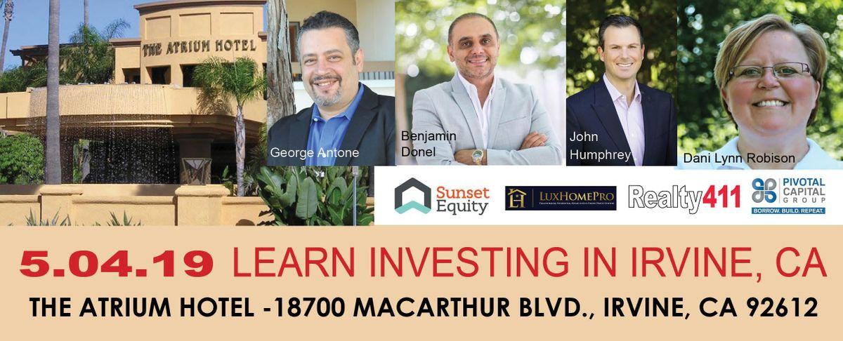 Realty411s Wealth-Building Summit - IRVINE CA