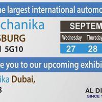 AutoMechanic Johannesburg 2017