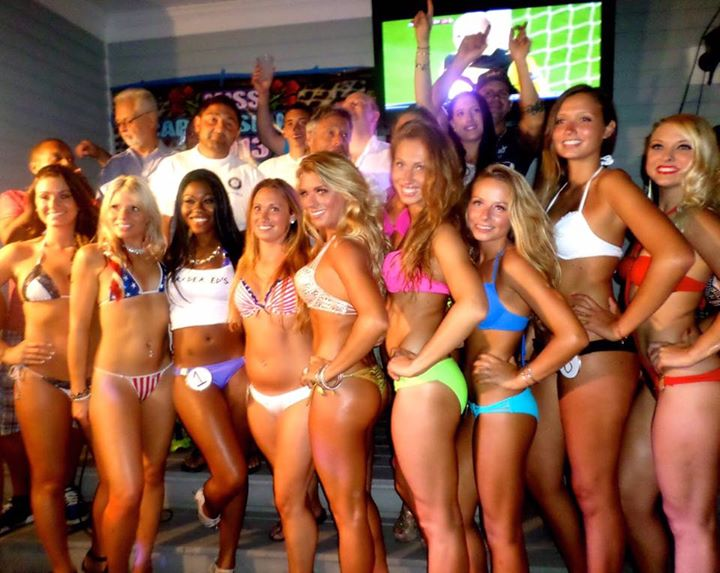 Miss Cape And Islands Bikini Contest 2016 At The Falmouth