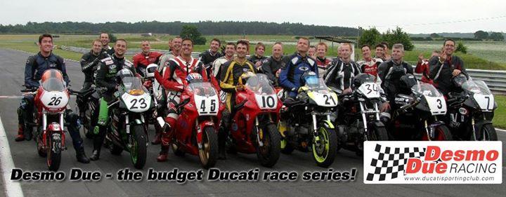 Desmo Due Race Series - Round 8 at Thruxton
