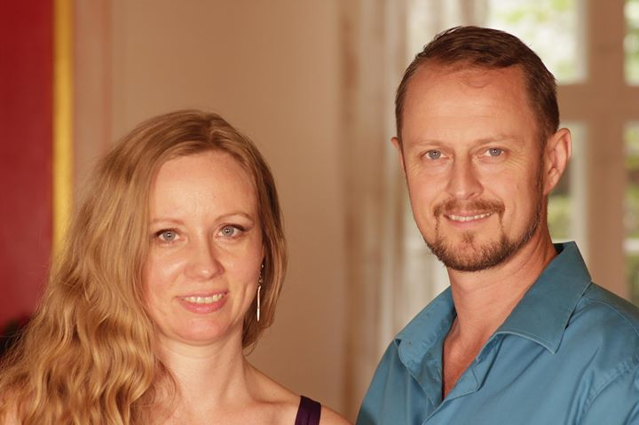 mænd og yngre kvinder wellness tantra