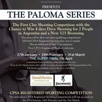 Paloma Series SUPER FINAL