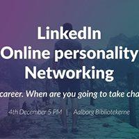 LinkedIn - Shape your online presence