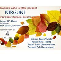 Nirguni a Dr. Sharad Gadre Memorial Diwali concert